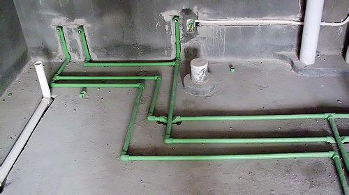 水管安装别小看,隐蔽工程要注意