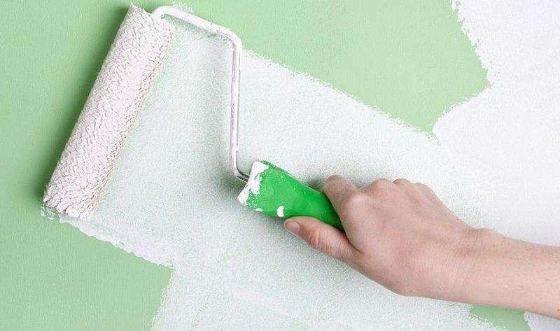 墙面漆施工工艺流程